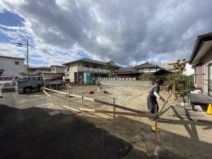 仙台泉の工務店。木の家建築中です!