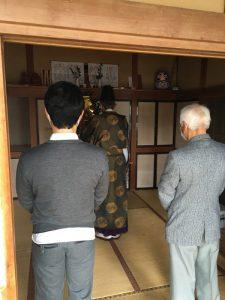 仙台市泉区で建替工事~解体お祓いをしました~